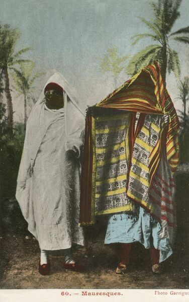 Moroccan Moorish Costume