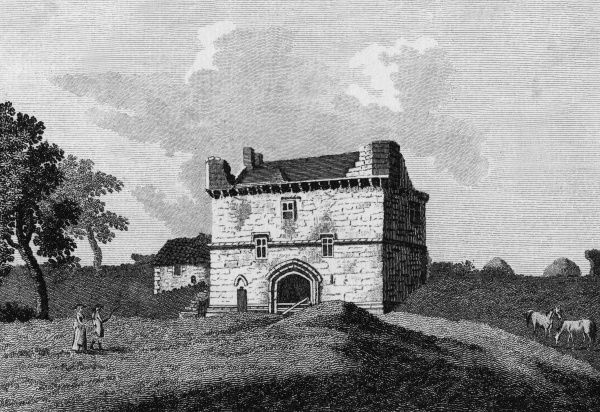 Morpeth Castle, Northumberland Date: circa 1770