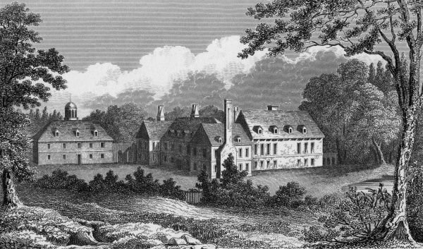 Moyles Court, Ellingham, Hampshire Date: 1828