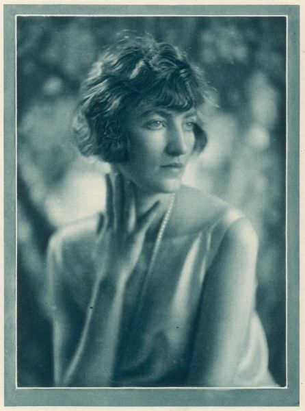 Daisy Fellowes (nee Margeurite Severine Philippine Decazes de Glucksbierg (1890-1962), celebrated society figure, acclaimed beauty, novelist, poet, editor in chief of French Harper's Bazaar magazine, fashion icon and heiress to the Singer