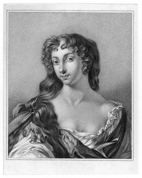 "Eleanor ""Nell"" Gwyn (or Gwynn or Gwynne), English actress, mistress of King Charles II"