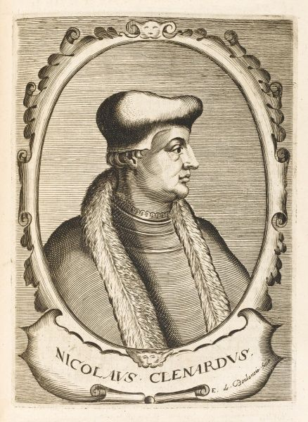 NICOLAS CLEYNAERTS Flemish philosopher and traveller