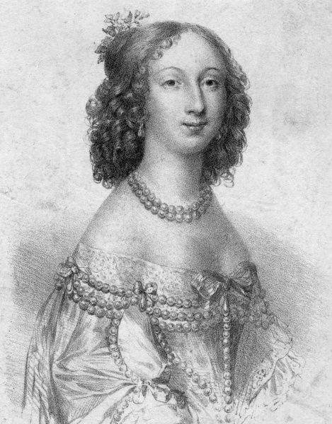 NINON DE LENCLOS (or L'Enclos) French beauty, social leader and patron of literature. Date: 1616 - 1706