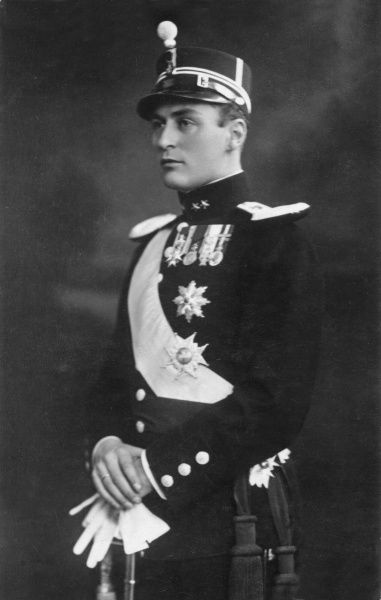 Prince Olav of Norway, formerly Prince Alexander of Denmark and later King Olav V (1903-1991)