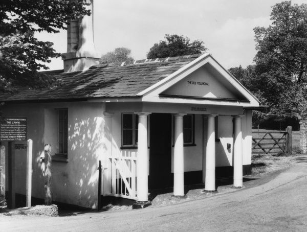 The Old Toll House at Sidmouth, Devon