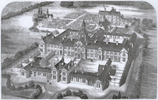 The Oxford Incorporation Workhouse, opened in 1865 on Cowley Road, Oxford. The architect was William Fisher. During the First World War the site was used as a military hospital. It later became Cowley Road Hospital