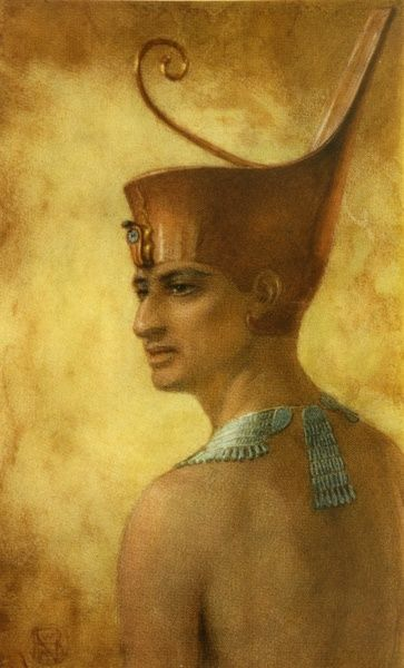 PEPI I, PHARAOH also known as Meryre (6th dynasty) son of Teti Date: reigned 2332 - 2283 BC