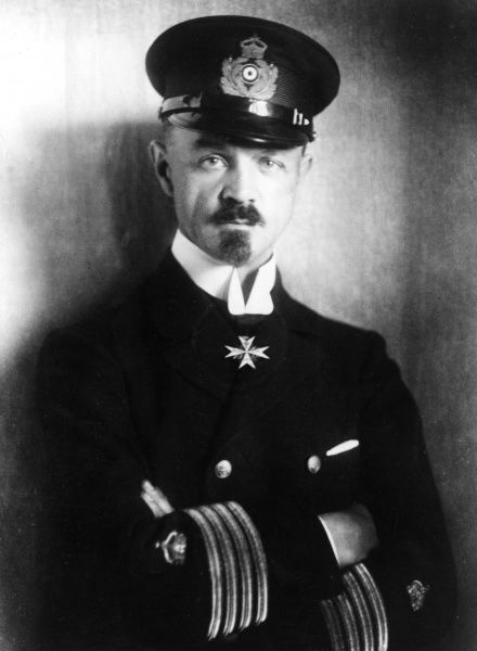 Peter Strasser (18761918) - Chief Commander of the German Imperial Navy Zeppelins during World War I, the main force operating bombing campaigns from 1915 to 1917. He was killed when flying the war's last airship raid over Great Britain in the L