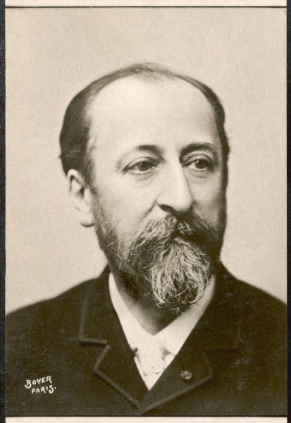 CAMILLE SAINT-SAENS French Musician
