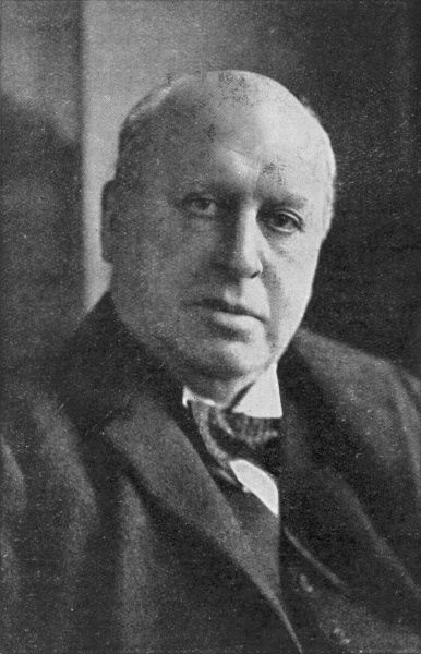 Portrait of the US author and novelist Henry James (1843-1916)