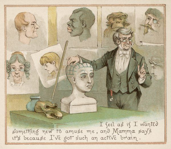 A lecture on phrenology