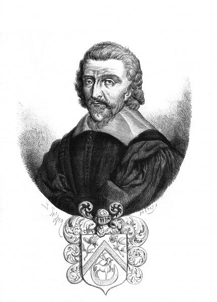 PIERRE BROUSSEL - French statesman, councillor of the Paris Parlement, who opposed Mazarin's fiscal policy, for which he was arrested, leading to the Fronde popular rising. Date: FLOURISHED 1648