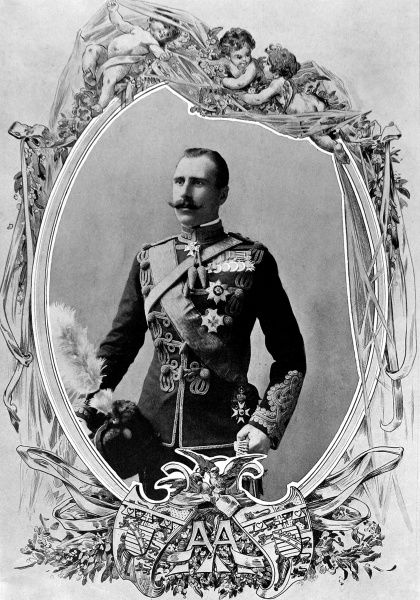 Major General Alexander Augustus Frederick William Alfred George Cambridge, 1st Earl of Athlone, formerly Prince Alexander of Teck (14 April 1874-16 January 1957), was a member of the British Royal Family who served as the Governor-General of