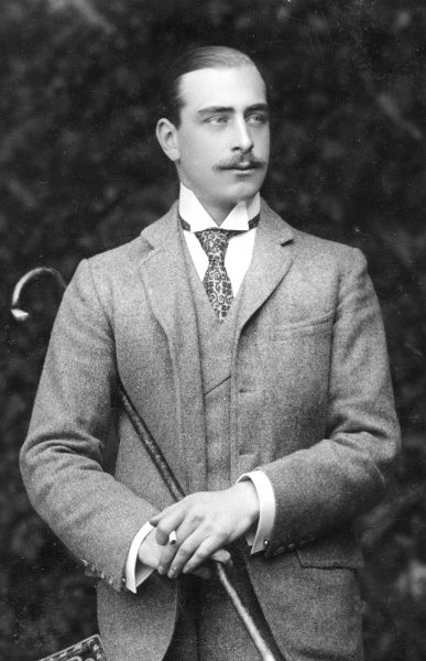 PRINCE OF TECK Prince Francis (Frank) of Teck, younger brother of Queen Mary. Son of Francis, Duke of Teck and Princess Mary Adelaide of Cambridge