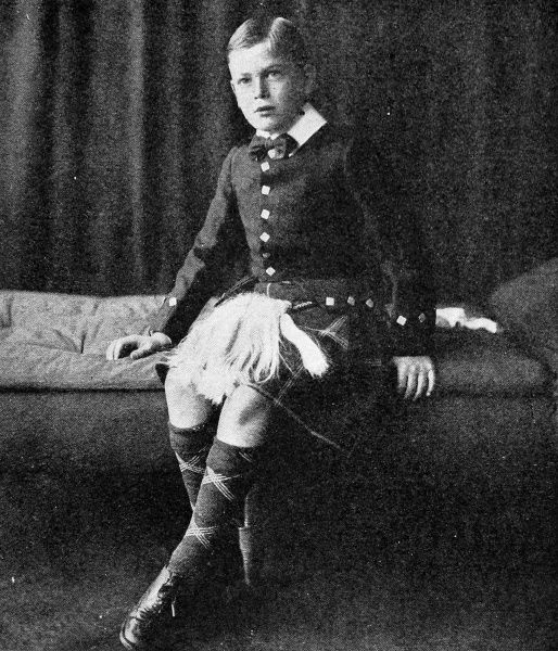 Prince George, fifth child and fourth son of George V and Queen Mary. Later created Duke of Kent, he married Princess Marina of Greece with whom he had three children. He died in a plane crash while on active service in 1942