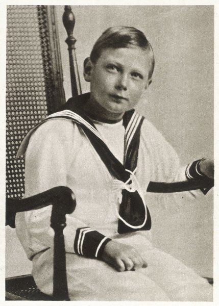 PRINCE JOHN Youngest son of George V. Died aged thirteen, having suffered severe epileptic fits from infancy onwards