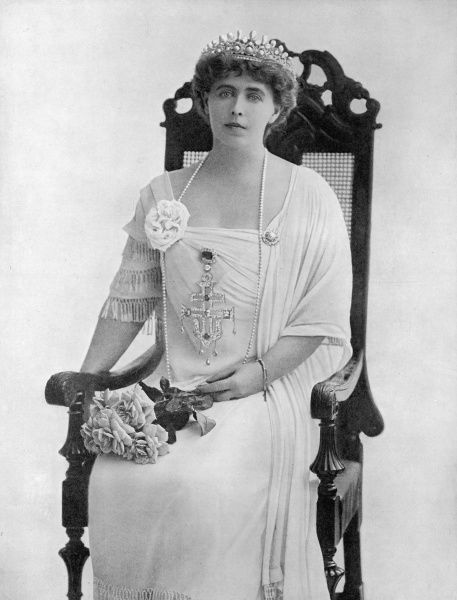 Marie Alexandra Victoria, a member of the British royal family, married King Ferdinand I of Romania, becoming the queen consort of Romania