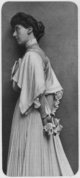 Princess Marie Louise of Schleswig-Holstein (1872 - 1956), younger daughter of Princess Helena and Prince Christian of Schleswig-Holstein