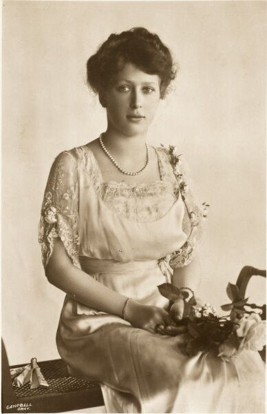 Princess Mary (1897 - 1965) - daughter of Prince George, later King George V & the Duchess of York, later Queen Mary