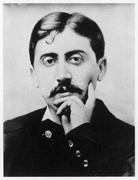 MARCEL PROUST aged about 31