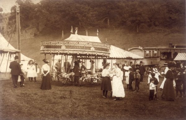 Pruett's Fair at Weston-super-Mare