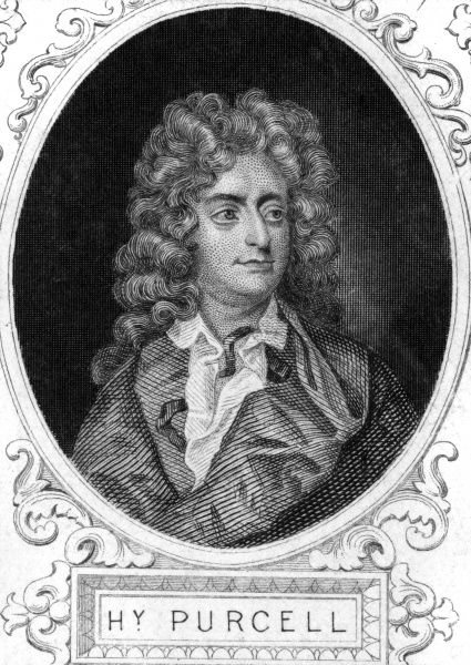 HENRY PURCELL the English composer Date: 1659 - 1695