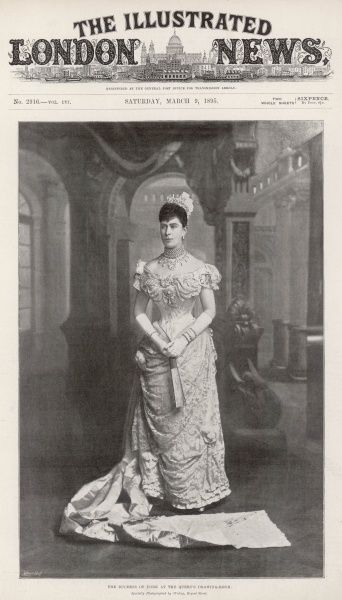 QUEEN MARY (Princess Mary of Teck) Queen of George V