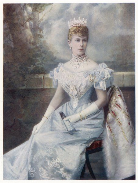 QUEEN MARY Wife of George V