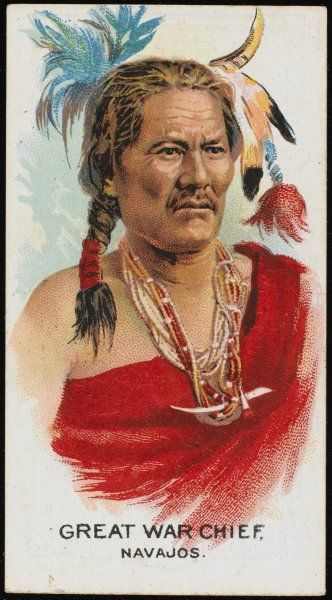 Great War Chief: Chief of the Navajo tribe