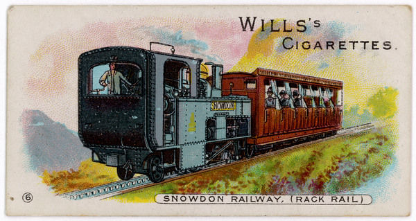 A spectacular ascent in this railway car carries you to the summit of Snowdon, the highest mountain in Wales