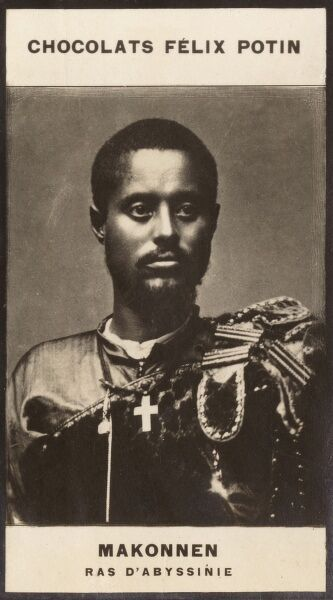Ras Makonnen Walda-Mika'el Guddisa, also Makonnen Wolde Mikael, Honorary KCMG (1852 1906) - a general and the governor of Harar province in Ethiopia, and the father of Tafari Makonnen, later known as the Emperor Haile Selassie I