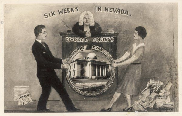 Six weeks in Nevada - the cure !