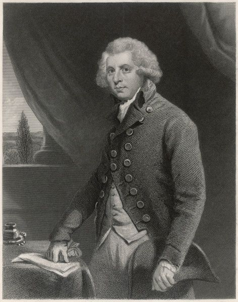 RICHARD BRINSLEY SHERIDAN playwright and politician