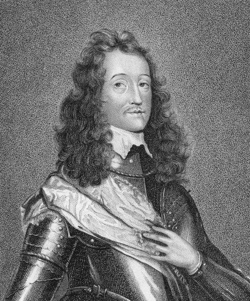 Richard Lovelace (1618-1657), English Cavalier poet and soldier. He got involved in politics as a pro-royalist and spent time in prison. His most famous poem is 'To Althea, From Prison&#39