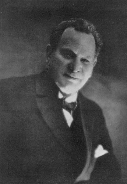 Richard Tauber (1891-1948) Austrian tenor