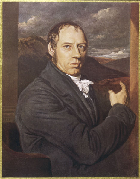 RICHARD TREVITHICK Railway engineer, in 1816