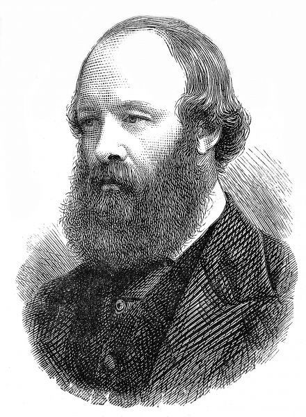 Engraving of Robert Cecil, 3rd Marquis of Salisbury (1830-1903), the English Conservative statesman, pictured in 1878, shortly after his return from the Berlin Congress