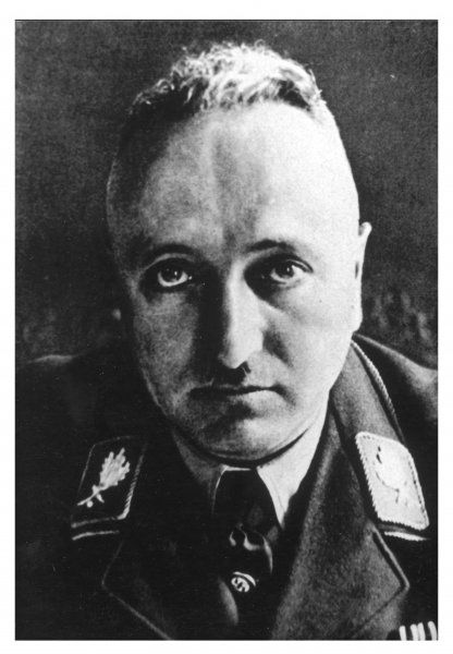 ROBERT LEY National Socialist politician and head of the German Labour Front (DAF)