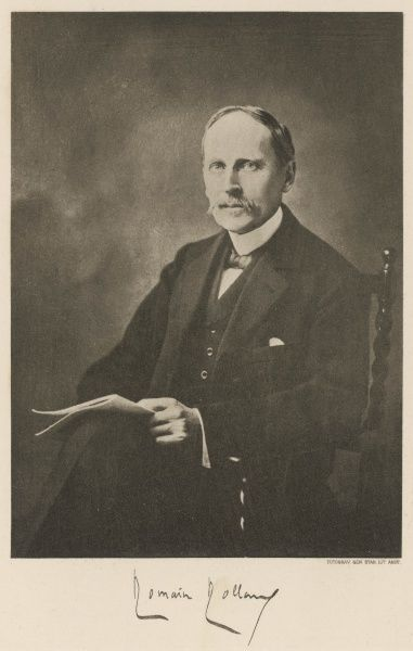 ROMAIN ROLLAND French man of letters