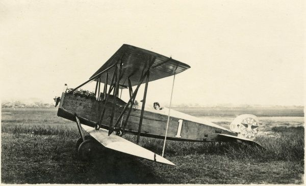 Rosamonde, the first plane manufactured in China