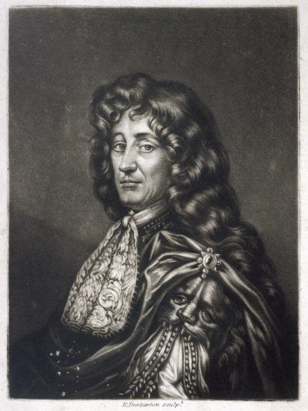 PRINCE RUPERT OF THE RHINE son of Friedrich V and Elizabeth Stuart scientist and Royalist general