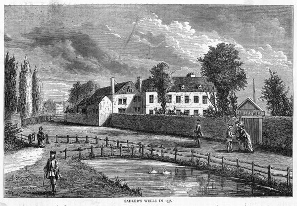 The Wells in the 18th century