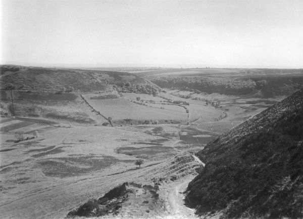 The Hole of Horcum at Saltersgate, Yorkshire