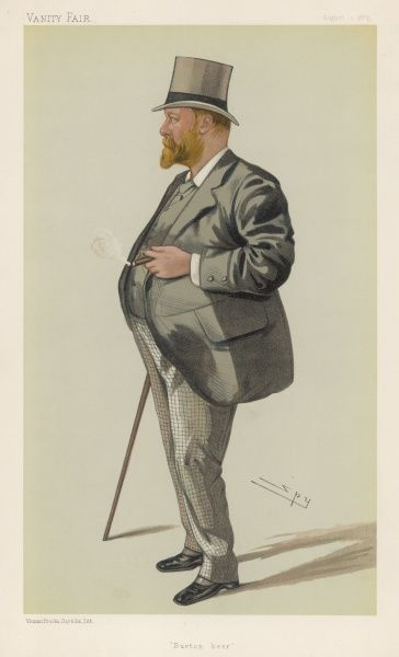 SAMUEL CHARLES ALLSOPP Member of well-known brewing family, sportsman and MP