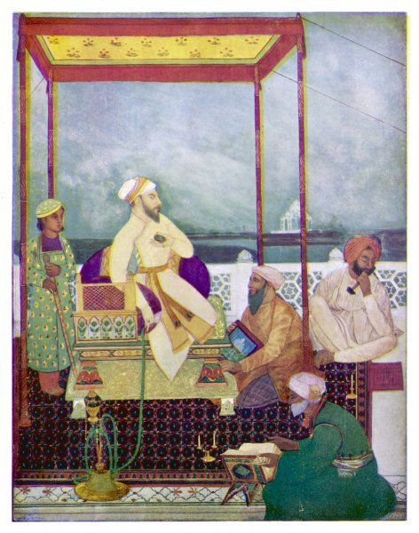 SHAH JAHAN I Mughal emperor of India from 1628 to 1658, known in his youth as Prince Khurram. He had the Taj Mahal built as a mausoleum for his favourite wife