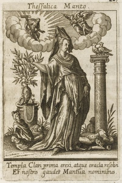 THE SIBYL OF THESSALY