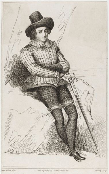 SIR PHILIP SIDNEY poet and soldier