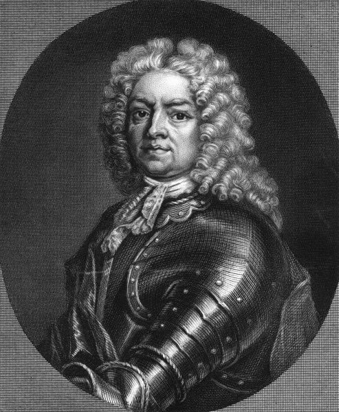 SIMON FRASER, lord LOVAT chief of the clan Fraser, Jacobite supporter, for which he was apprehended and decapitated. Date: 1667 - 1747