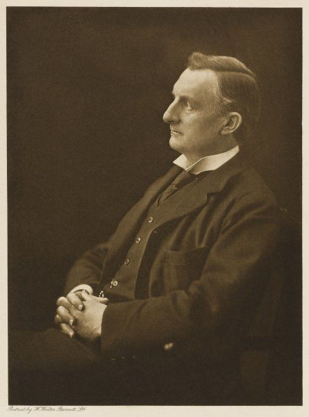 SIR EDWARD GREY VISCOUNT OF FALLODON Statesman, circa 1911