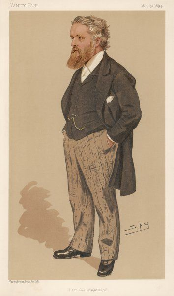 SIR GEORGE NEWNES English publisher and Liberal MP